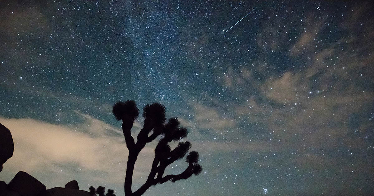 """8 ฝนดาวตก """"พอปสตาร์"""" ที่วนกลับมาทักทายนักดูดาวในทุกปี"""