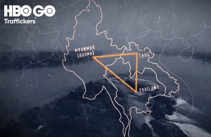 Traffickers: Inside The Golden Triangle