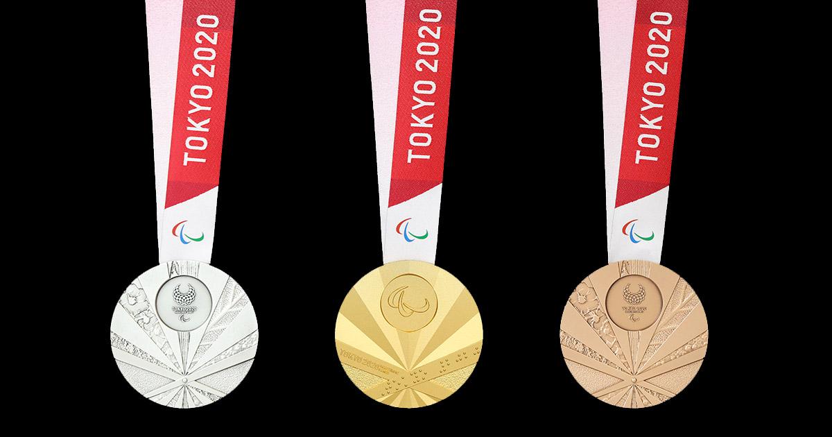 ถอดรหัส เหรียญรางวัล พาราลิมปิกเกมส์ โตเกียว 2020