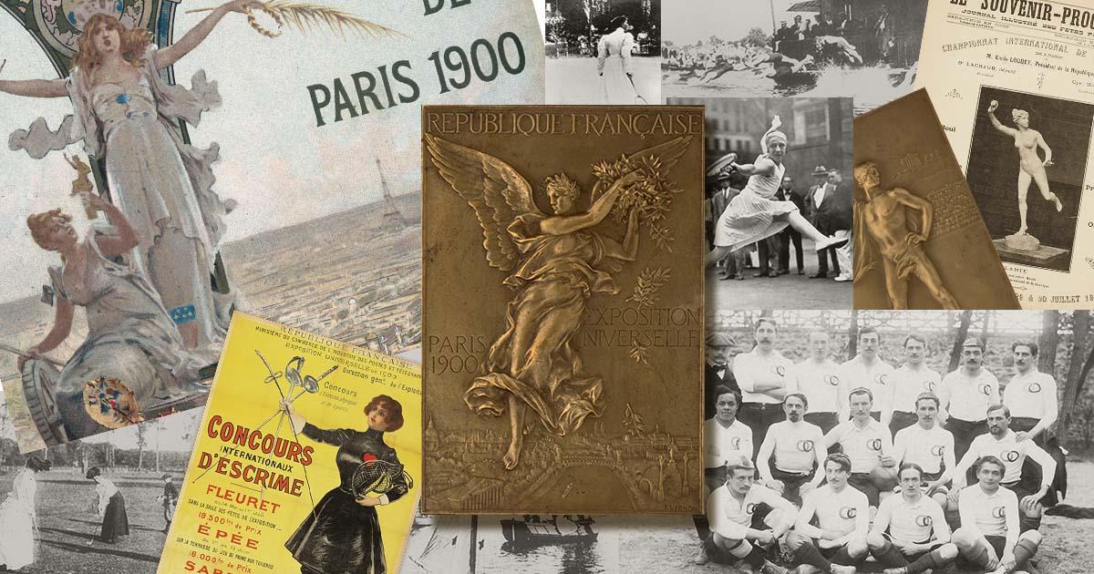 """ประวัติศาสตร์ขอบสนาม """"ฉบับปารีเซียง"""" ใน โอลิมปิก ปารีส 1900"""