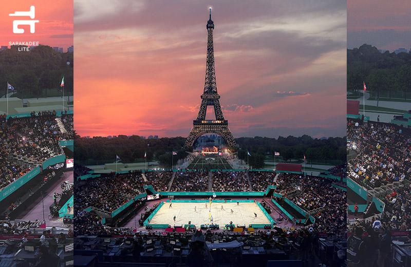 สนามกีฬาโอลิมปิก ปารีส 2024