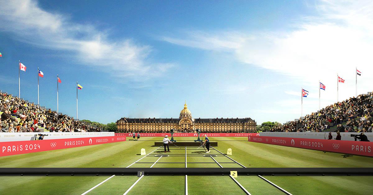 เปิดภาพ สนามกีฬาโอลิมปิก ปารีส 2024 เชื่อมโยงประวัติศาสตร์ ปฏิวัติฝรั่งเศส