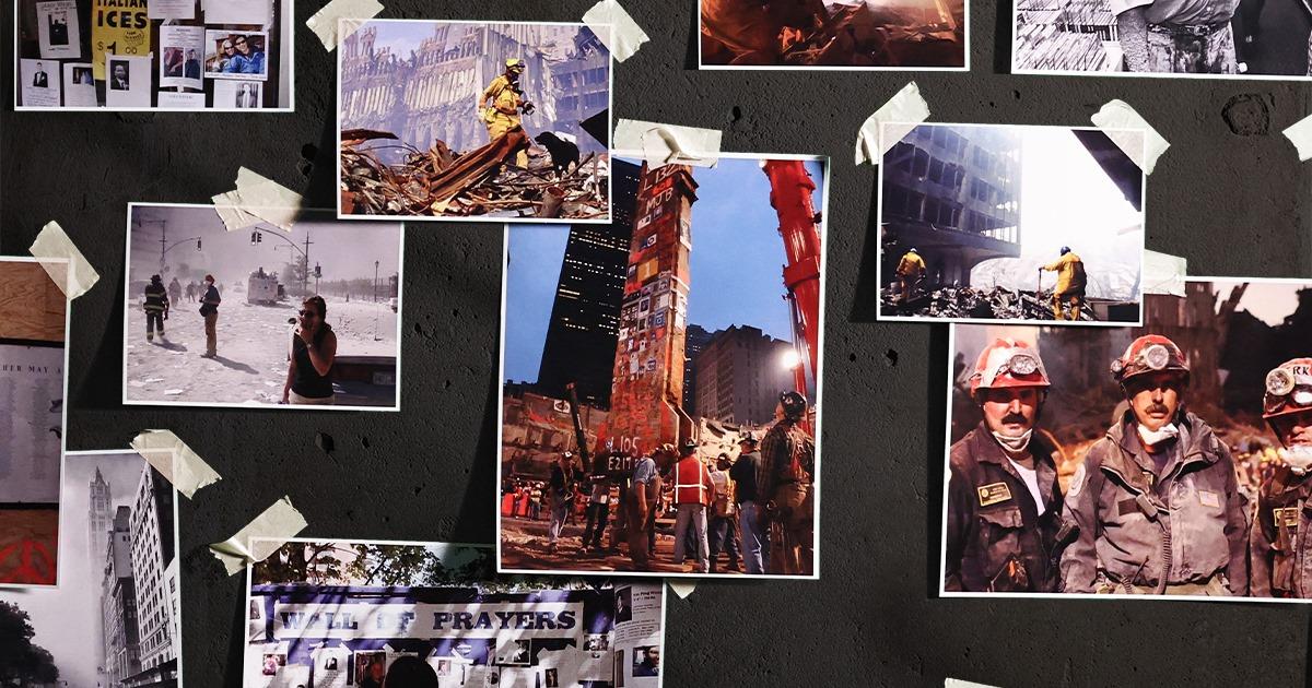 3 อนุสรณ์สถานและพิพิธภัณฑ์ ย้อนรำลึกเหตุวินาศกรรม 9/11