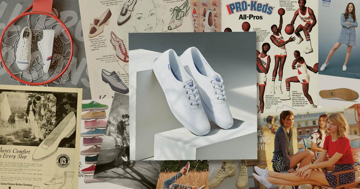Keds แบรนด์ต้นกำเนิด สนีกเกอร์ ที่กลายมาเป็นรองเท้าคู่ใจเหล่าไอดอล