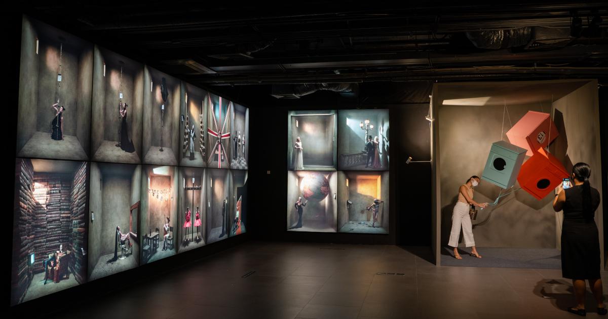365º นิทรรศการภาพถ่ายที่ผนวกประวัติศาสตร์ ความคิด และศิลปะไว้ในหนึ่งปีปฏิทิน