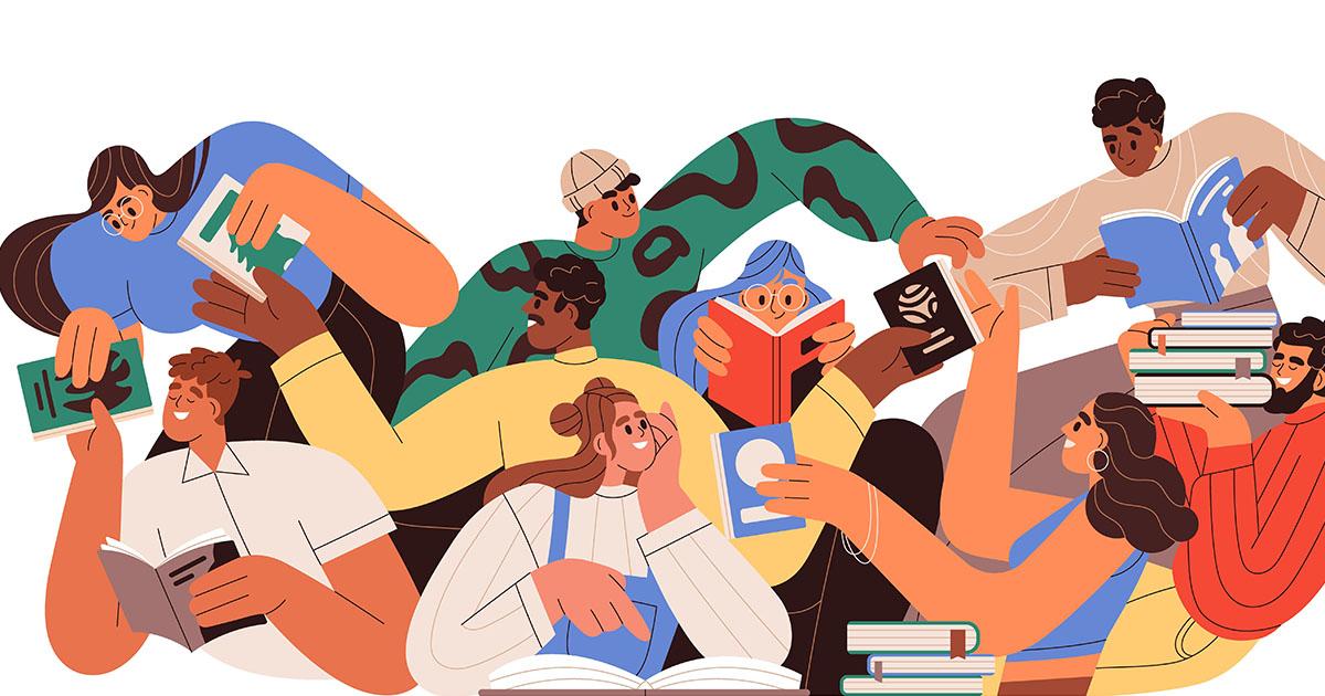 ป้ายยาหนังสือน่าอ่าน ในงาน Hybrid Book Fair 2564