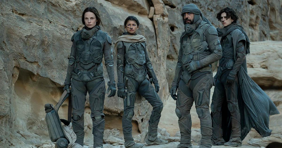 Stillsuit ชุดแห่งอนาคตจาก Dune ที่กลั่นน้ำเสียจากร่างกายมนุษย์ให้เป็นน้ำดื่ม